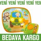 CHICCO FUN TRAVEL SAFAR� ARABA OYUNCAK YEN�