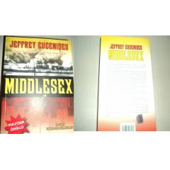 JEFFREY EUGENIDES--MIDDLESEX