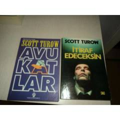 SCOTT TUROW K�TAPLARI