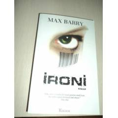 MAX BARRY--�RON�