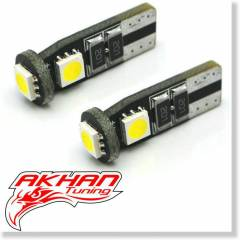CAN BUS T10 3 SMD LED Park Amp�l dipsiz Beyaz