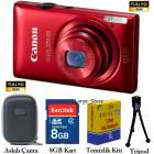 CANON IXUS220 12.1MP FULL HD Foto�raf Makines�