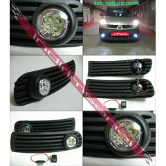 VW PASSAT 97-01 B5 G�ND�Z DRL POWER LED S�S FARI