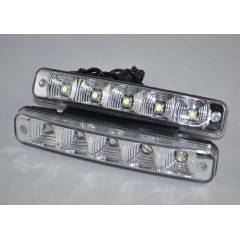 5 LEDL� G�ND�Z FARI DRL SUPER CH�P LED