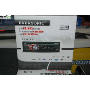 EVERSON�K CD USB SD OTO TEYP ES-8729