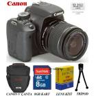 CANON EOS 1100d 18-55mm IS II Foto�raf Makinesi