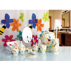 PR�MA NOVA BUSG IN BLOOM TAM SET BANYO AKSESUARI