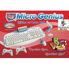 MICRO GENIUS KLAVYEL� ATAR� MM-1119 TV Atarisi