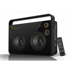 Mikado 60W Usb+SD+Fm  Bluetooth Karaoke Speaker