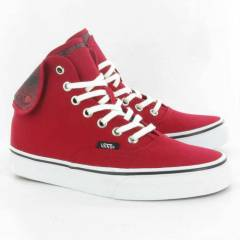 VANS  //  AUTHENT�C HI-2 (snake) ChilliPepperTW
