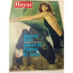 HAYAT-1966/18-MAR�SA MELL-J.HALL�DAY-B�T PAZARI