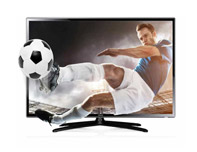 SAMSUNG 40F6340 3D LED TV