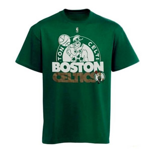 NBA BOSTON CELTICS  Erkek T-Shirt