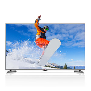 LG 49LB620V 3D Full HD LED Tv Uydu Al�c�l�, 2 Adet 3D G�zl�k