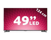 LG 49LB620V 3D, Uydu Al�c�l� HD LED TV