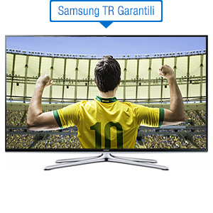 SAMSUNG 40H6270 3D Smart LED Tv Uydu Al�c�l� 200Hz, Wi-Fi
