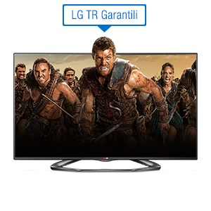 LG 42LA620S 3D SMART LED TV 106cm,Full Hd,Uydu Al�c�l�,200 Hz