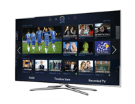 SAMSUNG 40F6500 LED TV