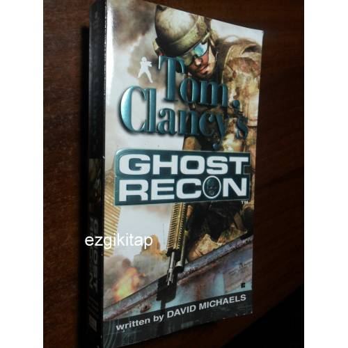 tom clancy's ghost recon - david michaels 126140919