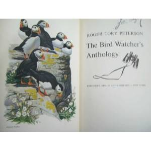 The Bird Watchers Anthology Roger Peterson