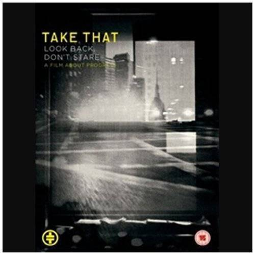 TAKE THAT - LOOK BACK DON&#039&#x3B;T STARE *  BLU-RAY 175959641