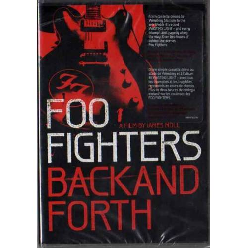 FOO FIGHTERS	BACK AND FORTH ( Ambalajında ) 175959642