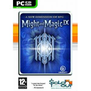 Pc Oyun - Might And Magic 9