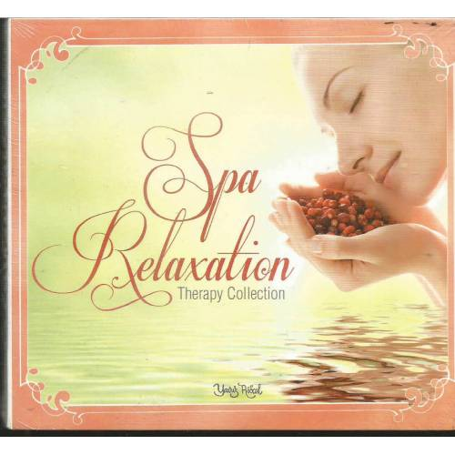 Spa Relaxation Therapy Collection CD 189895372