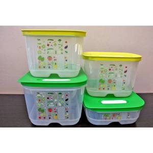 TUPPERWARE SERA SET 4LÜ