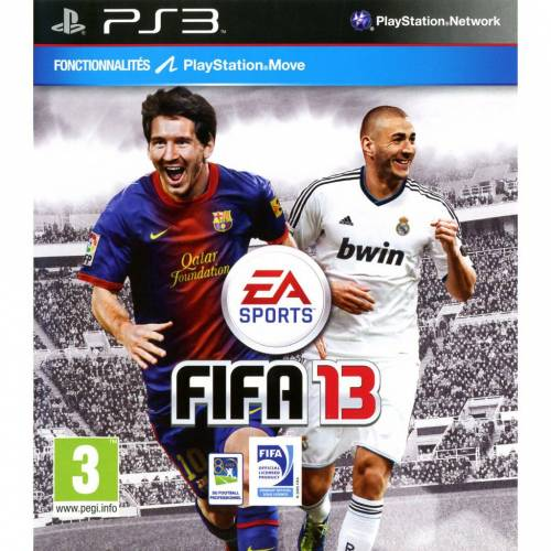 Fifa 13 Ps3 oyun playstation fifa13 229785496