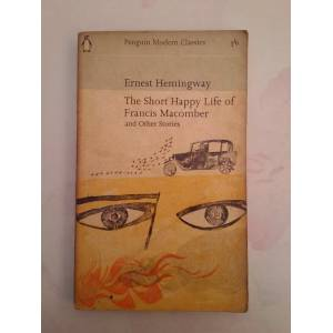 the short and happy life of francis macomber essay
