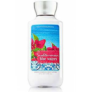 BathampBody Works Mediterranean Blue Waters Vücut Losyonu