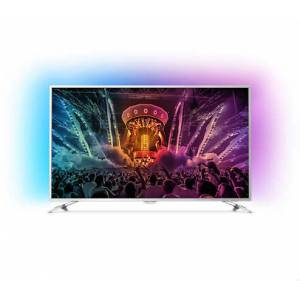 PHILIPS 49PUS6561/12 4K UHD AMBİLİGHT ANDROİD SMART ULTRA İNCE LED TV