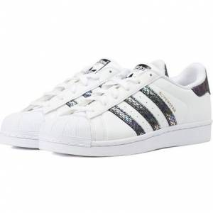 adidas superstar metallic snake ayakkabi