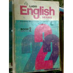 LADO ENGİLİSH SERIES A COMPLETE COURSE İN ENGLİSH AS A SECOND LANGUAGE BOOK 2 1970