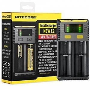 Nitecore New İ2 İntelli Charger Li-İon Şarj Cihazı
