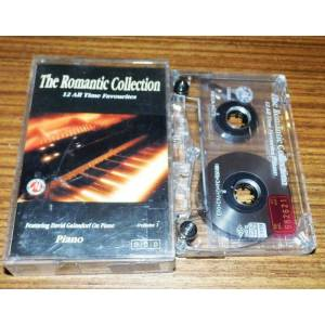 THE ROMANTIC COLLECTION  ROMANTİK PİYANO PARÇALARI  KASET