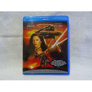 The Legend of Zorro - Zorro Efsanesi Bluray
