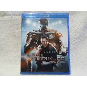 Real Steel - Çelik Yumruklar Bluray TİGLON