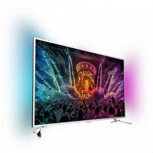 PHILIPS 55PUS6501 ULTRA HD 4K 1800PPİ(PİCTURE PERFORMANS İNDEX) ANDROİD LED TV