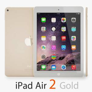 APPLE IPAD AIR 2-128 GB-WIFI-ALTIN SARISI