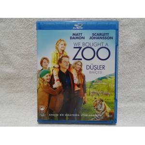 We Bought A Zoo - Düşler Bahçesi Bluray Tiglon