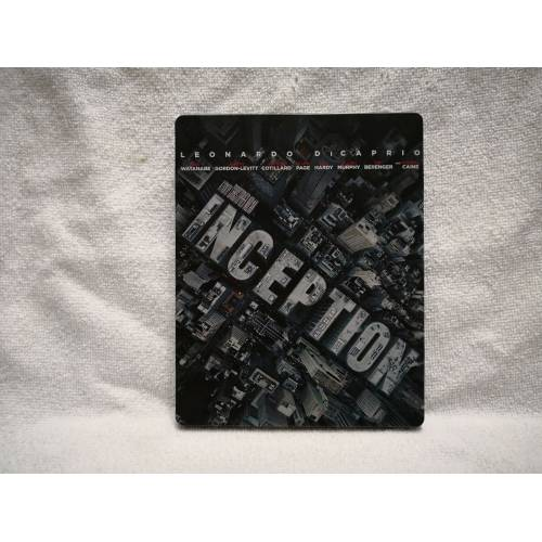 Inception - Başlangıç Bluray Steelbook Limited Edition 2 Disk 275866524