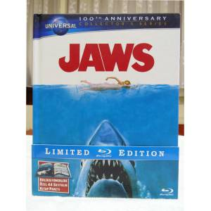 Jaws Digibook Bluray Limited Edition