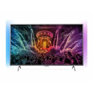 PHILIPS 49PUS6401/12 4K UHD Ambilight Android Smart Ultra İnce LED TV