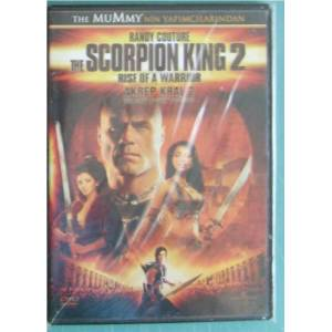 DVD FİLM - AKREP KRAL 2 - THE SCORPION KING 2 RISE OF A WARRIOR