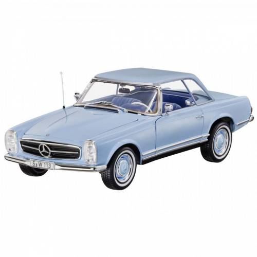 NOREV 1:18 MERCEDES-BENZ 230 SL W113-HORIZON BLUE