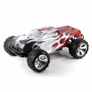 HIMOTO N8MT 1/8 CLUSTER RTR 4WD NITRO POWER OFF ROAD