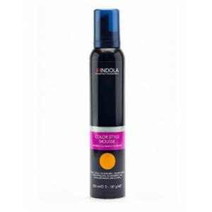 Indola Color Style Mousse-Bal Kumral 200 ml