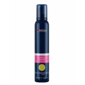 Indola Color Style Mousse-Kumral 200 ml